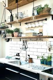 etagere de cuisine murale etagere deco cuisine etagere deco cuisine deco cuisine mural comment