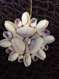 Seashell Christmas Tree Ornaments by 3760 Best Shell Art Images On Pinterest Shell Crafts Shells And