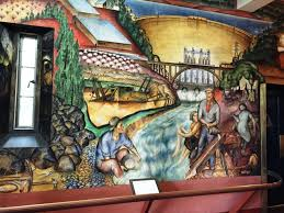 Coit Tower Murals Book by Coit Tower U2013 A Hidden Treasure