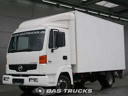 Nissan Atleon Light Commercial Vehicle Euro Norm 5 €14900 - BAS Trucks