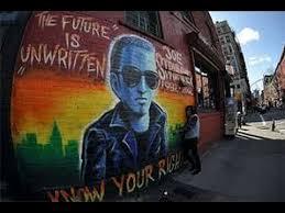 east village st marks place joe strummer mural youtube