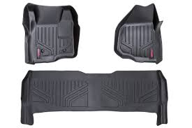 Heavy Duty Fitted Floor Mat Set (Front/Rear) For 2011-2016 Ford F ... Rugged Ridge Floor Liner Set 4piece Black 0910 Ford F150 Regular Buy Plasticolor 000690r01 2nd Row Full Coverage Rubber Tray Style Ebony 3piece Supercrew The Official Exact Fit Tailored Mats To Focus 2005 2011 Similiar F 150 Keywords New Factory Oem Ranger Truck Gray 93 94 95 96 97 98 St By Redline Tuning Motune Scc Performance Mustang Racing 0509 All Review Youtube Yes You Can Now Get Any Super Duty With A Vinyl Floor Zone