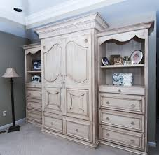 Rustic Style Bedroom Wall Units HowieZine