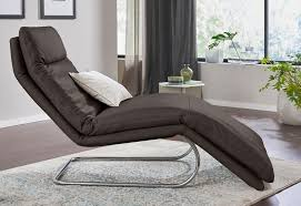 w schillig relaxliege mit wippfunktion inklusive rücken fußteil kopfteilverstellung kaufen otto