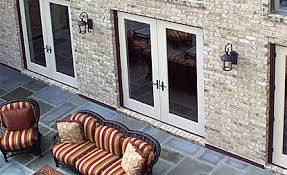 Therma Tru Patio Doors With Blinds by French Hinged Patio Door Systems Therma Tru