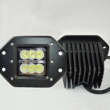 100 Led Work Lights For Trucks 24W Led Work Light Bar 12V LED Tractor Work Lights For Trucks 4X4