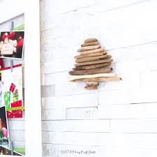 Driftwood Christmas Trees by Create Your Own Rustic Christmas Mantel With These 10 Diy Ideas