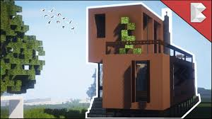 100 Cube House Design Minecraft Creative Build Review 2017