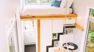 100 Tiny House On Wheels Interior The Amazingly Beautiful Millennial By Build