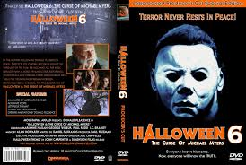 Michael Myers Actor Halloween 6 by Halloween Franchise Countdown Cinema Constant Blu Ray Review