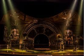 Cirque Du Soleil Cabinet Of Curiosities Seattle by Underneath The Big Top At Cirque Du Soleil Visit Seattle