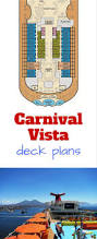 Carnival Splendor Deck Plans by Carnival Vista Deck Plans Cruise Radio