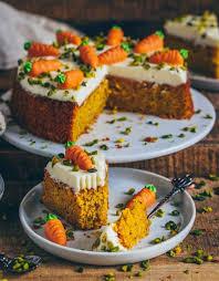 der beste karottenkuchen möhrenkuchen rüblikuchen