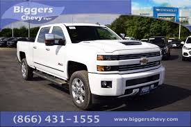 New 2019 Chevrolet Silverado 2500HD LTZ 4D Crew Cab Near Schaumburg ...
