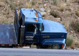 100 Semi Truck Brakes Delivery Driver Bails From Semi When Brakes Fail In Cedar Canyon