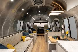 100 Inside Airstream Trailer A 1989 Is Converted Into A Modern Home On Wheels