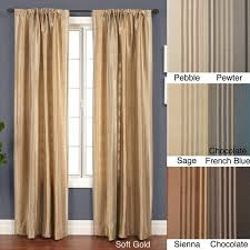 Striped Curtain Panels 96 by Jaipur Stripe Rod Pocket 96 Inch Curtain Panel Free Shipping