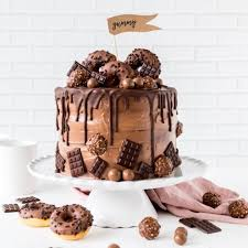 nutella schoko torte