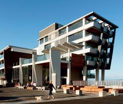 100 Athfield Architects Clyde Quay Wharf Apartments Wellington By