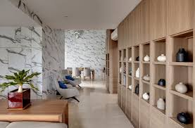 100 Marble Walls Soaring Apartment Construction Plus Asia