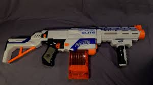 nerf n strike elite xd retaliator review