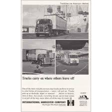 100 All American Trucking Amazoncom RelicPaper 1962 International Harvester Trucks Carry On