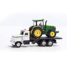 100 John Deere Toy Trucks Mini Tractor And Peterbilt Truck Lehmans