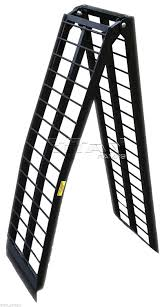 9' Black Aluminum Single Folding Arched Motorcycle Loading Ramp ... Titan Pair Alinum Lawnmower Atv Truck Loading Ramps 75 Arched Portable For Pickup Trucks Best Resource Ramp Amazoncom Ft Alinum Plate Top Atv Highland Audio 69 In Trifold From 14999 Nextag Cheap Find Deals On Line At Alibacom Discount 71 X 48 Bifold Or Trailer Had Enough Of Those Fails Try Shark Kage Yard Rentals Used Steel Ainum Copperloy Custom Heavy Duty Llc Easy Load Ramp Teamkos Product Test Madramps Dirt Wheels Magazine