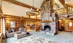 Rustic Interiors Exposed Surfaces