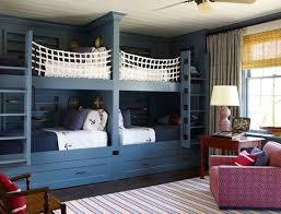 les lits superposés chambre à coucher