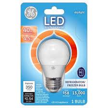 ge led 40 watt appliance light bulb soft white target