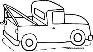 Homepage Car Pickup Truck Coloring Pages For Print Out