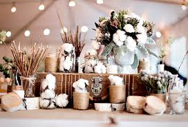 Awesome And Beautiful Rustic Party Decorations Country