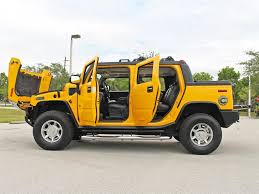 100 H2 Truck 2005 HUMMER SUT For Sale In FL Stock 11301317