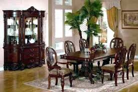 Dining Room Set Used China Cabinet Sale Captivating Table And For Sets Dinner Be