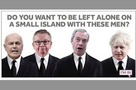 Remain Posters Put Forward By Ad Agencies That Were Rejected The Campaign