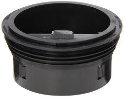 Floor Drain Backflow Device by Sureseal Ss3000 3 Inch Floor Drain Trap Sealer Black 1 Pack