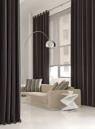 Curtain Ideas For Living Room by Best 25 Modern Window Treatments Ideas On Pinterest Modern
