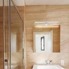 led spiegelleuchte i badleuchte i schminklicht i badezimmer i wandleuchte i aufbauleuchte i schrank beleuchtung i klemmleuchte i neutral weiß i 230 v