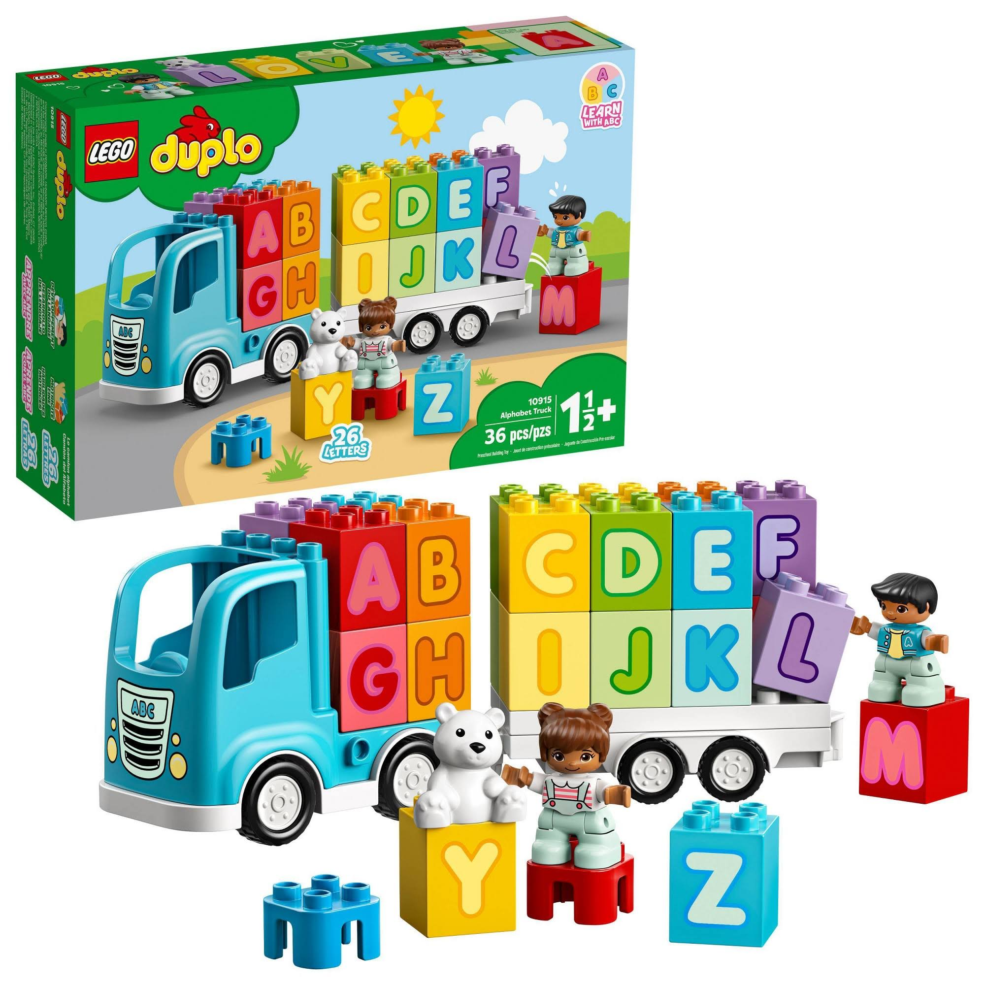 Lego Duplo - My First Alphabet Truck 10915