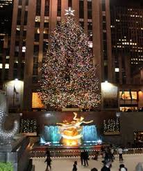Rockefeller Center Christmas Tree Lighting 2014 Live by America U0027s Tallest Christmas Trees Travel Leisure