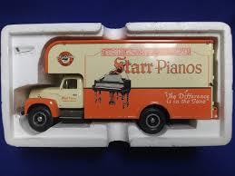 100 Toy Moving Truck Buffalo Road Imports 1957 International R200 Blue Diamond TRUCK