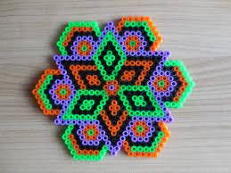 Halloween Perler Bead Patterns by Halloween Ornament Halloween Mandala Hama Beads Halloween