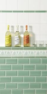 9 reasons to choose green tiles be inspired