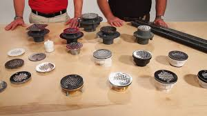 Sioux Chief Floor Drain Replacement Strainer by Sioux Chief Products Shower Drains On Vimeo