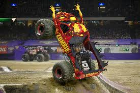 100 Monster Trucks Cleveland Jam Coming To Atlanta February 23rd 24th Win 4 Tickets