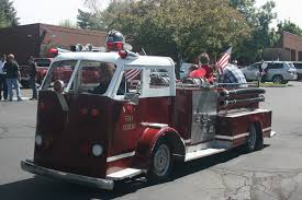 100 Crosley Truck Fire Memorial Day Rat Rod Parade Rat Rod
