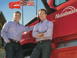 100 Nussbaum Trucking Transportation Earns CCJ Innovator Of The Year