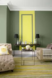 grun wandfarbe ideen olivgruen wohnzimmer kombinat