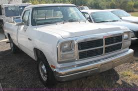 1992 Dodge Ram D150 Pickup Truck | Item AJ9307 | SOLD! Octob... Dodge Ram Pickup Heater Core Replacement 89 93 Cummins Diesel 1992 Ram 250 Photos Specs News Radka Cars Blog 350 Information And Photos Zombiedrive W250 Old And In The Way Power Magazine Chrysler Truck Sales Brochure Past Of The Year Winners Motor Trend Vin 3b7km23c0nm506897 Autodettivecom Ramv8chargers Profile In Saskatoon Sk Cardaincom Blackdragon007 Wseries Le For Sale On Bat Auctions Sold 1999 1500 Addon Replace Gta5modscom